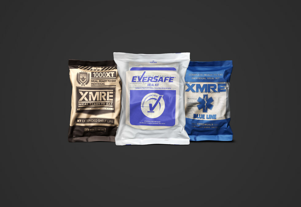 What Is An MRE And Why You Should Buy Them In Bulk For The
